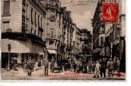 Paris : Série '' Tout Paris '' N° 731 Bis  Rue Oberkampf XI Ar - Francia