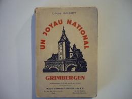 Un Joyau National : Grimbergen - WILMET Louis - Cultural