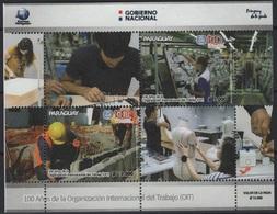 Paraguay (2019) - Set -  /  ILO - ILO