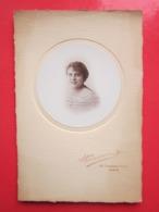 Photo Identifiée Germaine ROSTAND 1903 - En 1920 Photographie HERMANN Paris - Personnes Identifiées