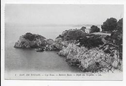 DC 1680 - ENV. DE TOULON - Cap Brun. - Batterie Basse. - Dépôt Des Torpilles. -  LL 1 - Toulon