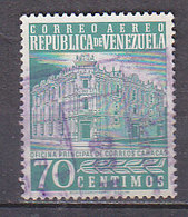 J1089 - VENEZUELA AERIENNE Yv N°641A - Venezuela