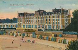 35 - Dinard - L'Hotel Royal - Colorisée - Voir Scans Recto-Verso - Dinard