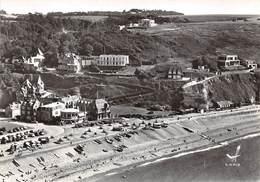 76 .n° 21488 . Etretat . Hotel Restaurant Le Dormy House Et Le Golf . Vue Generale .cpsm.10.5 X 15cm . - Etretat