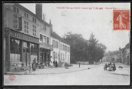 CPA 10 - Vendeuvre-sur-Barse, Grande Rue - Other Municipalities