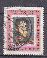 J1113 - VENEZUELA AERIENNE Yv N°933 - Venezuela