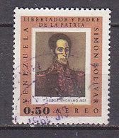 J1116 - VENEZUELA AERIENNE Yv N°936 - Venezuela