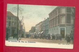 C.P. La Louvière = Rue  Du  COMMERCE, 26 - La Louvière