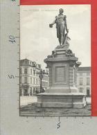 CARTOLINA VG BELGIO - ANVERS - La Statue Carnot - 9 X 14 - 1907 - Antwerpen