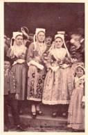 29 - Finistere -  PLOUGASTEL DAOULAS  - La Reine Des Fraises Et Sa Cour - Plougastel-Daoulas