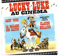 CD COMPILATION MUSIQUE DE LUCKY LUKE AU CINEMA 1997 - Lucky Luke