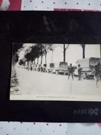 A1: Camiones Que Transportan Proyectiles Al Frente Rances - Guerre 1914-18