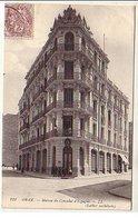 Oran - Maison Du Consulat D'Espagne - LL N°122 - Circulé 1913 - Oran