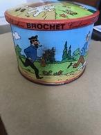 BOITE BROCHET TINTIN - Tintin
