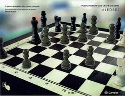 Spanien Spain Espana 2018 - Schach Chess Ajedrez échecs - MiNr 5267 Kleinbogen (8) - Schach