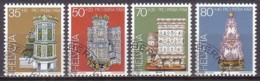 CH  1272/75 , O (J 1794) - Svizzera