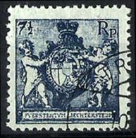 Liechtenstein Nº 48A Usado. Cat.35€ - Used Stamps