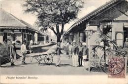 Inde - Bombay - Plague Hospital - Indien