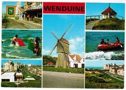 Wenduine 7 Zichten, Groeten Uit Wenduine (pk67233) - Wenduine
