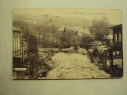 37699 - TROIS-PONTS - LE SALM ET VUE VERS COO - ZIE 2 FOTO'S - Trois-Ponts