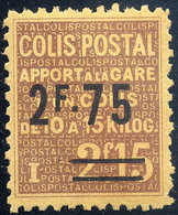 -France Colis Postaux 120** - Paketmarken