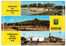 Wenduine Groeten Uit Wenduine (pk67237) - Wenduine