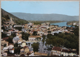 Tournon (Ardèche), Vue Générale Aérienne - Tournon