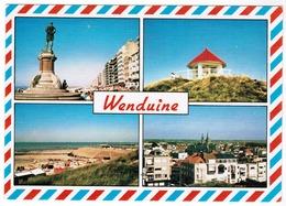 Wenduine 4 Zichten (pk67238) - Wenduine