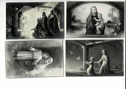 53067 - NOTRE DAME ET JESUS - ONZE LIEVE VROUW EN JEZUS - Vergine Maria E Madonne