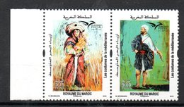 EUROMED Joint Issue 2019 Morocco MNH - Emissions Communes