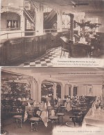 4812      139         Compagnie Belge Maritime Du Congo, S. S. AnversvilleSalle De Musique, 1e Classe. Salle à Diner 1 - Congo Belga - Altri