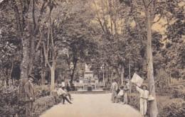 4812154Guadalajara, Jardin San Francisco. – 1912. (see Corners) - Messico