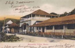 4812158Mexico, Manzanillo Colima. – 1906. (right Bottom Tear, See Corner, See Sides) - Messico