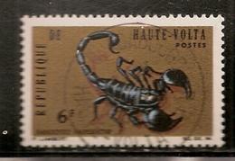 HAUTE VOLTA      OBLITERE - Haute-Volta (1958-1984)
