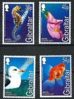 Gibraltar 963/69 Nuevo. Cat.9€ - Gibraltar