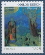2011 - 4542 - Série Artistique - Odilon REDON - Peintre Français - Francia