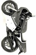 Ducati +-23cm*14cm Moto MOTOCROSS MOTORCYCLE Douglas J Jackson Archive Of Motorcycles - Other