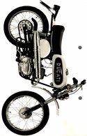 Ducati Scrambler +-21cm*14cm Moto MOTOCROSS MOTORCYCLE Douglas J Jackson Archive Of Motorcycles - Photographs