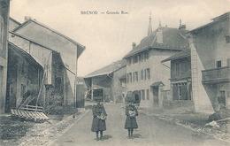 BRENOD - GRANDE RUE - France