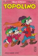 DISNEY - ALBUM TOPOLINO N°532 - 6 FEBBRAIO 1966 - NO BOLLINO - CONDIZIONI OTTIME!!! - Disney