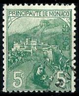 Mónaco Nº 28 Usado. Cat.25€ - Monaco