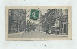 Brüssel, Esbeur (Belgique, Bruxelles) : Café  Brinch Ascher Rue Du Prince Royal  En 1912 (animé) PF. - Belgique