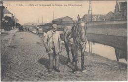 28780g   HALEUR - CANAL DE CHARLEROI  - Hal - Halle