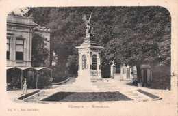 NIJMEGEN - MONUMENT - POSTED IN 1900 ~ AN EARLY 1890's -1901 VINTAGE POSTCARD  #21336 - Nijmegen