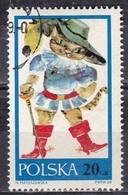 Polonia, 1968 - 20g Puss In Boots - Nr.1569 Usato° - 1944-.... Repubblica