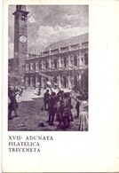 ADUNATA FILATELICA TRIVENETA 1948 BELLISSIMA  (FEB20775) - Esposizioni Filateliche