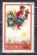 Polonia, 1968 - 60g Mr. Twardowski - Nr.1571 Usato° - 1944-.... Repubblica