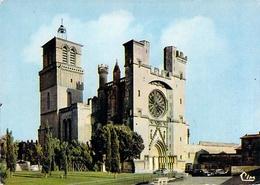 34 - Béziers - Cathédrale Saint Nazaire - Beziers