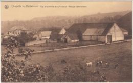 28801g  ABBAYE D'HERLAIMONT - FERME - Chapelle-lez-Herlaimont - Chapelle-lez-Herlaimont
