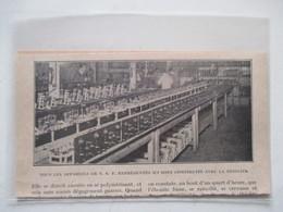 """JOINVILLE LE PORT - Société La """"THIOLITE""""    Construction De Poste Radio TSF  - Coupure De Presse De 1928 - Radio & TSF"""
